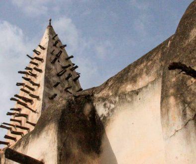 bobo dioulasso grand mosque - Tyler Lloyd