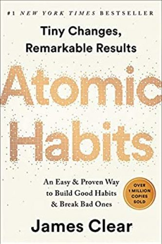 Atomic Habits – James Clear