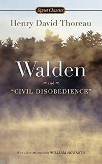 Walden - Henry David. Thoreau