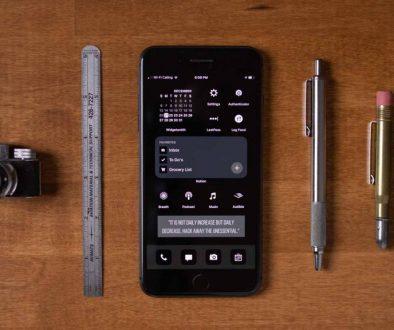 minimalist iphone setup-1